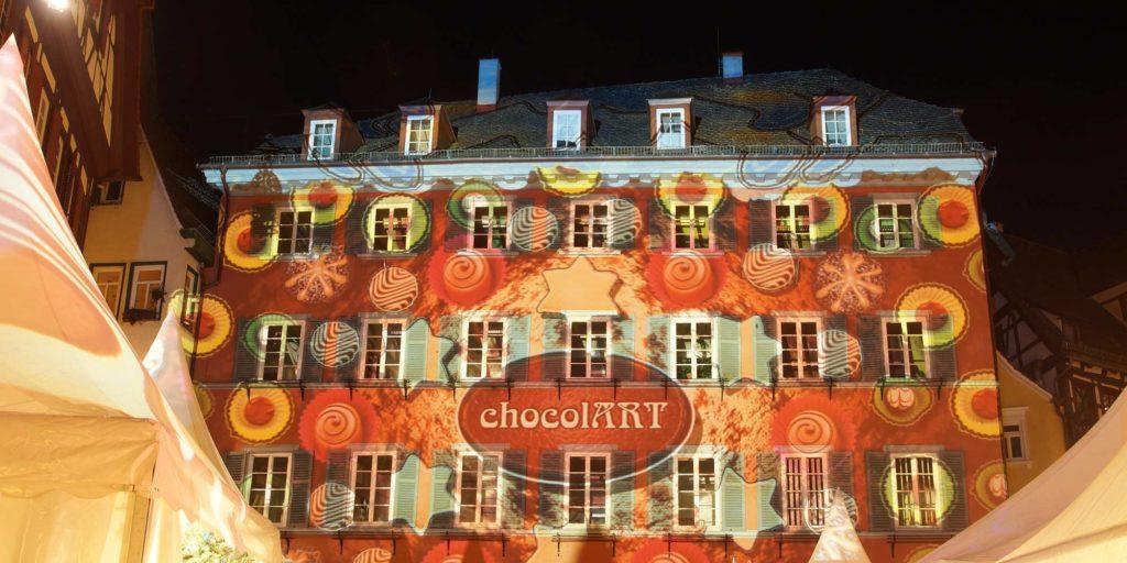 Das Internationale Schokoladenfestival