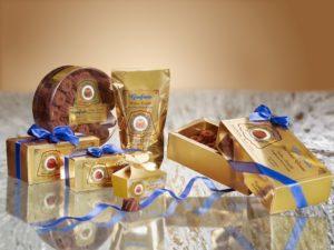 Goufrais Produktaufnahmen auf Eis
